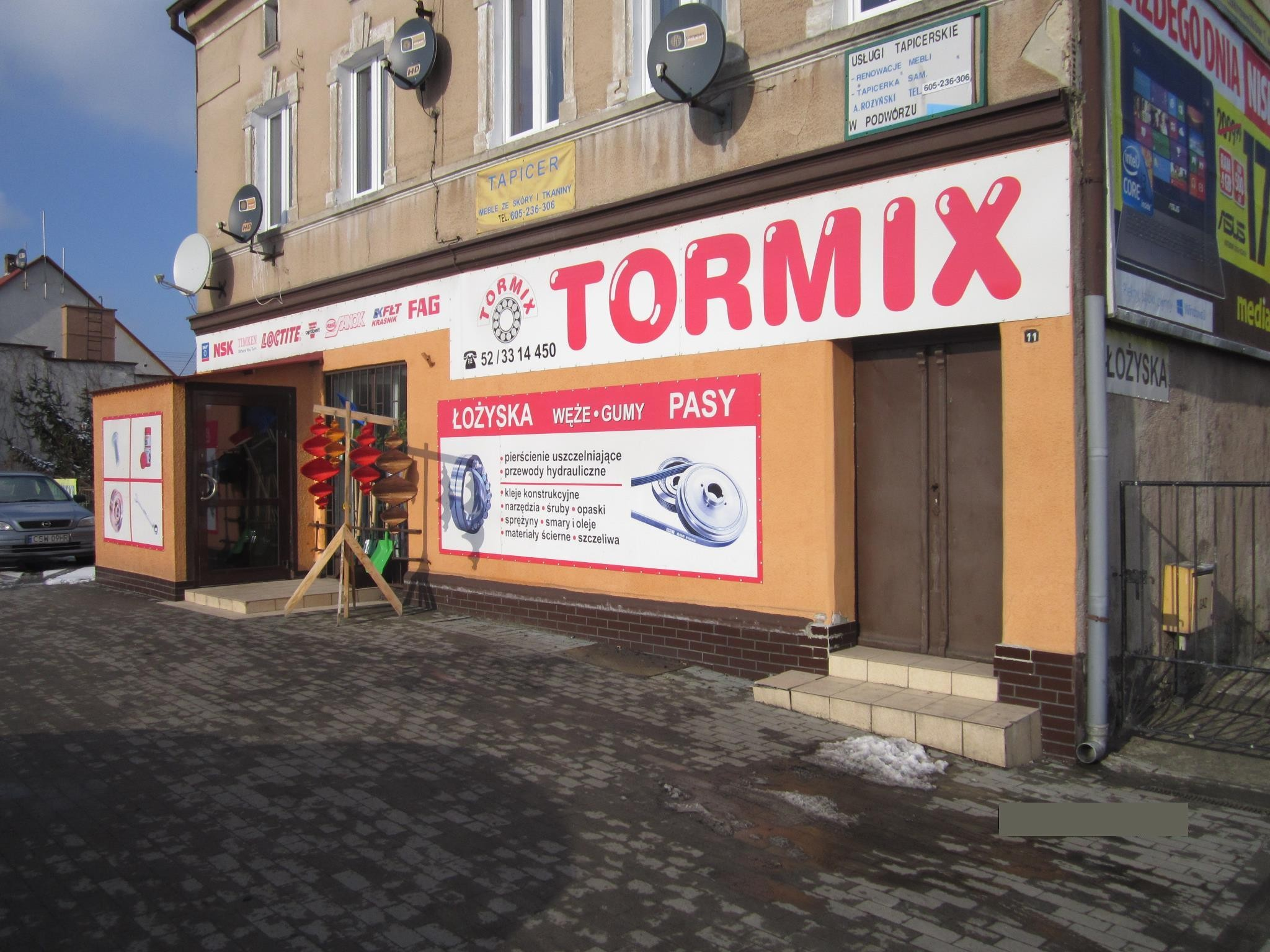 Sklep Tormix Świecie